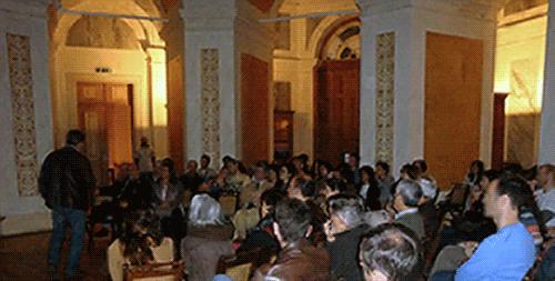 Palestra Pública nas Noites no Observatório.