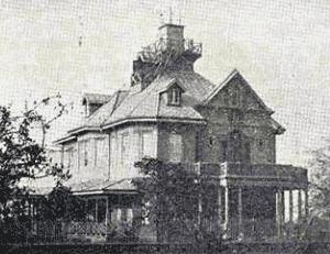 Observatório Astronómico de Campos Rodrigues em 1909, Lourenço Marques.
