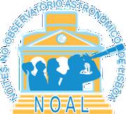 Logotipo das Noites no Observatório