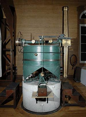 Telescópio do primeiro vertical (Repsold, OAL)